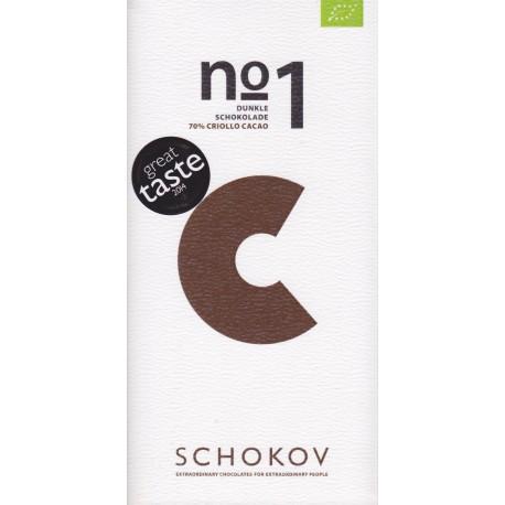 Schokov No.1 70% Criollo