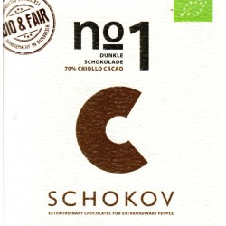 Schokov No. 1 70% Criollo (AT-BIO-401)