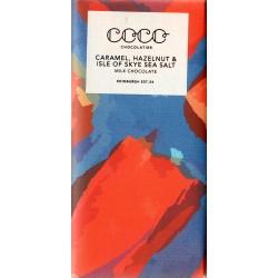 "Coco ""Caramel Hazelnut Sea Salt"""