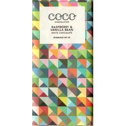 "Coco ""Raspberry Vanilla bean"""