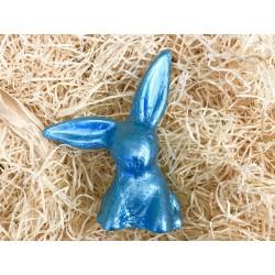 Schlappohrhase Eisblau Vollmilch 14,5 cm