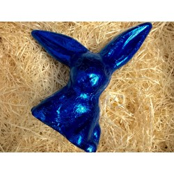 Großer Schlappohrhase Blitzblau Zartbitter 22,5 cm