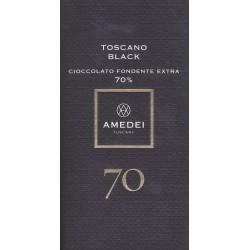 Amedei Toscano Black Fondente 70%