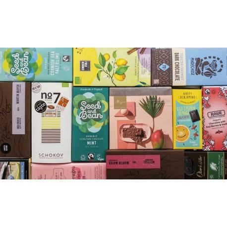 Schokolade Abonnement 6 Monate