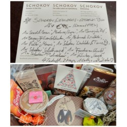 """Schokov """"Geschenkbox"""""""
