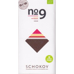 "Schokov No. 9 ""Superfoods"" 70%"