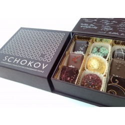 Schokovs Pralinen-Box Small
