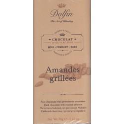 "Dolfin ""Amandes grillees"" Zartbitter"