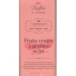 "Dolfin ""Fruits rouges graines de lin"""