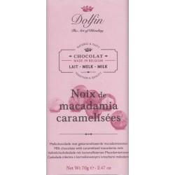 "Dolfin ""Noix de macadamia caramelisées"""