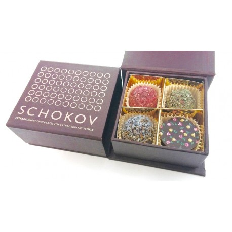Schokov Pralinen-Box Mini
