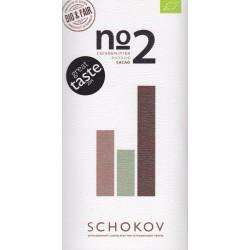 "Schokov No. 2 ""Pistazie & Kakaosplitter"""