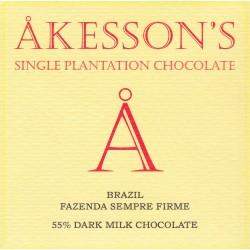 Åkessons Dark Milk 55%