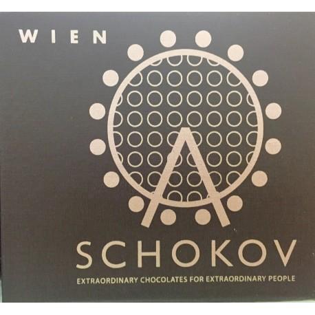 "Schokov ""Pralinenbox small - Wien Riesenrad"""