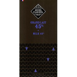 "Michel Cluizel ""Grand Lait"" 45%"