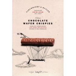 "Cartwright Butler ""Chocolate Wafer Crispies"""