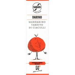 "Sabadi ""Darino Mandarino Tardivo"""