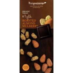 "Benjamissimo ""Roasted Almond Mulberry"""