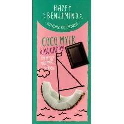 """Happy Benjamino """"Coco Mylk"""""""