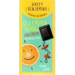 "Happy Benjamino ""Goji Cashew Orange"""