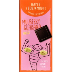 "Happy Benjamino ""Mulberry Guarana"""