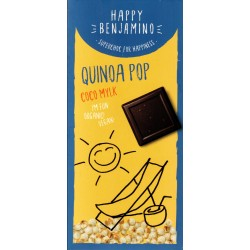 "Happy Benjamino ""Quinoa Pop"""