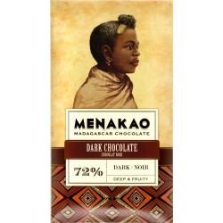 """Menakao """"Dark Chocolate 72%"""""""