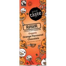 """Rawr """"Orange flavoured"""""""