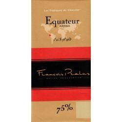 Francois Pralus Equateur 75% Arriba