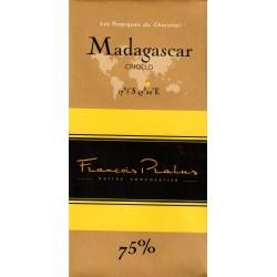 Francois Pralus Madagascar 75% Criollo