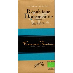 Pralus Republique Dominicaine Trinitario 75%