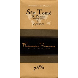 Francois Pralls Sao Tome & Principe 75% Forastero