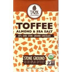 """Taza """"Toffee Almond Sea Salt"""""""