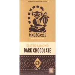 "Madécasse ""Pure - Dark Chocolate 70%"""