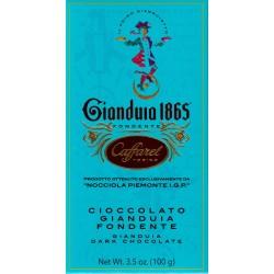 "Caffarel ""Gianduia 1865 - Fondente"""