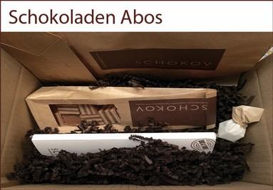 Schokoladen Abos