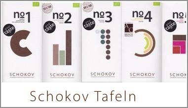 Schokov Tafeln
